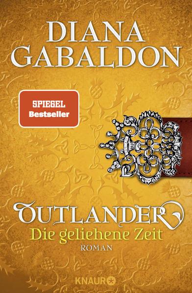 Outlander - Die geliehene Zeit als Taschenbuch von Diana Gabaldon