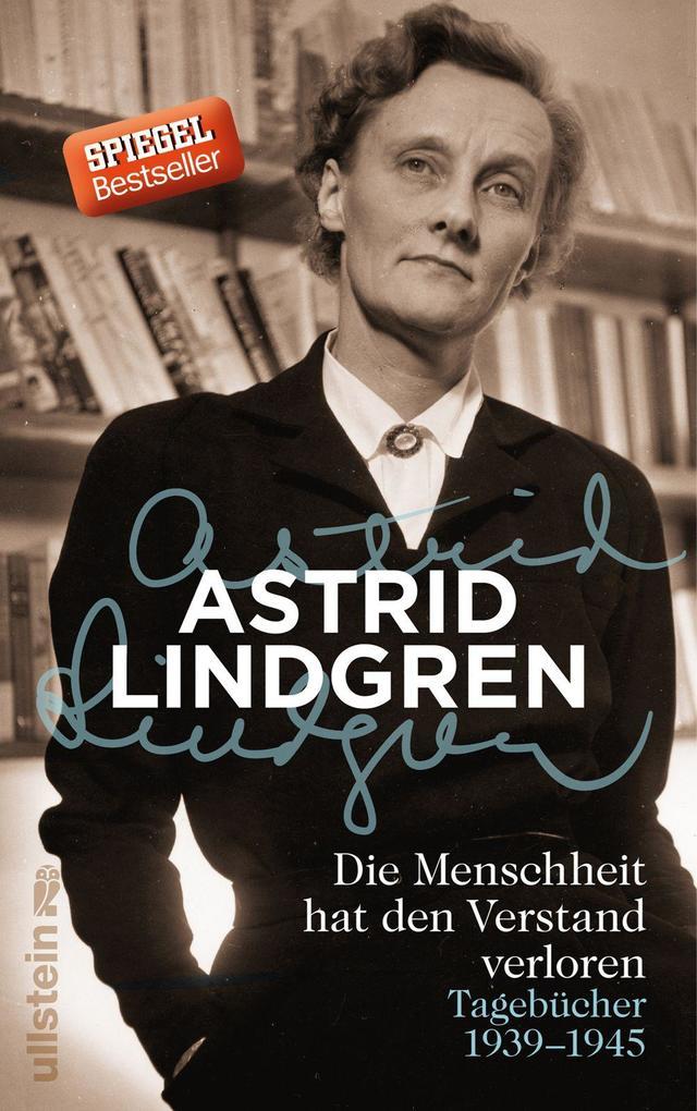 Die Menschheit hat den Verstand verloren als Buch von Astrid Lindgren