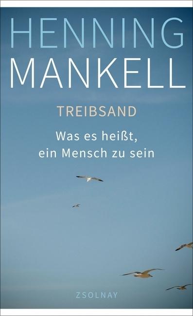 Treibsand als Buch von Henning Mankell