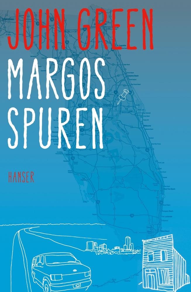 Margos Spuren als Buch von John Green