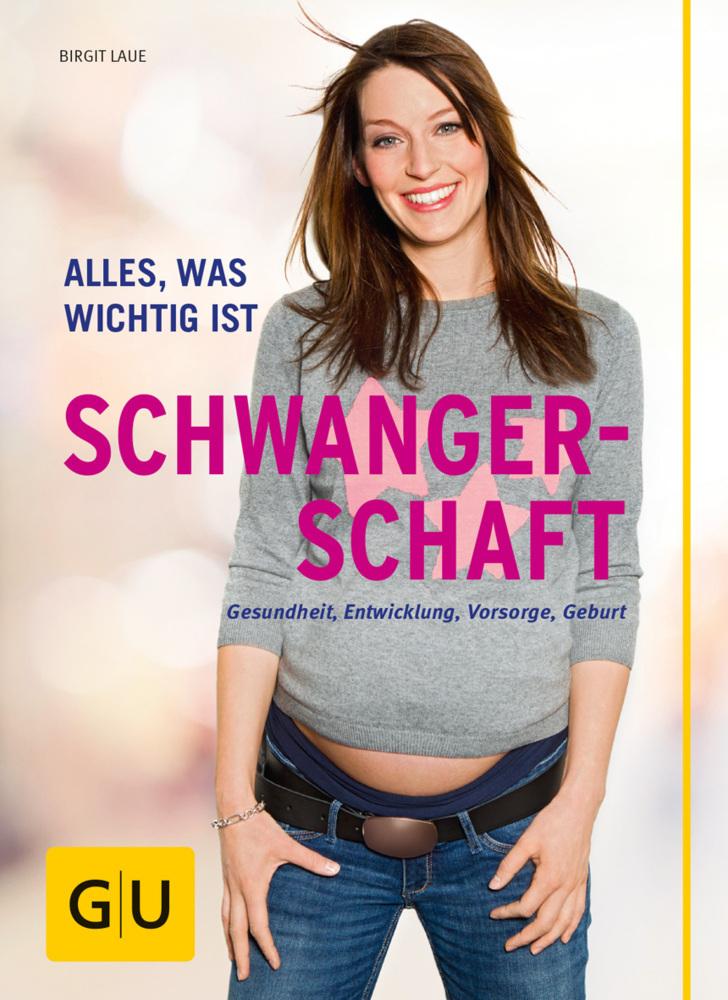Schwangerschaft als Buch von Birgit Laue