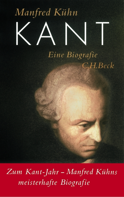 Kant als Buch von Manfred Kühn