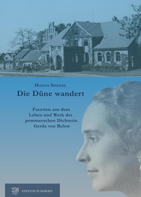 Die Düne wandert als Buch von Hanna Spiegel