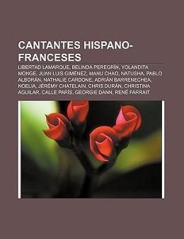 Cantantes hispano-franceses als Taschenbuch von
