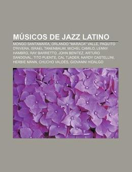 Músicos de jazz latino als Taschenbuch von