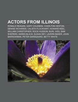 Actors from Illinois als Taschenbuch von
