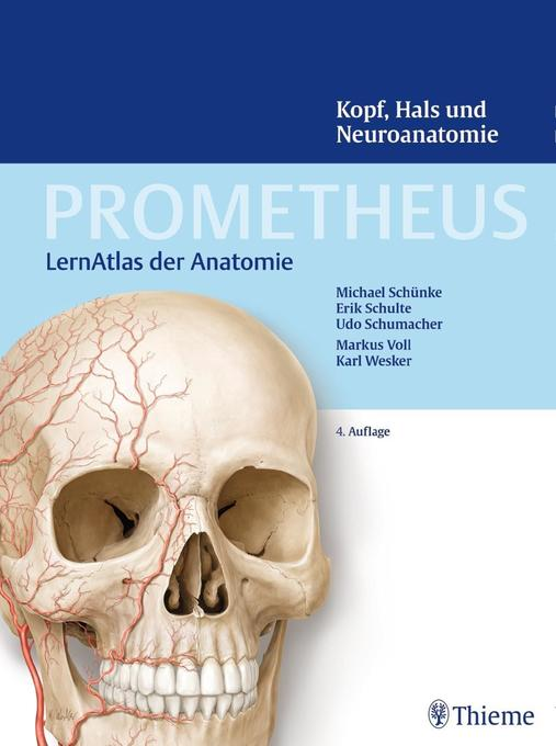 PROMETHEUS Kopf, Hals und Neuroanatomie als Buch von Michael Schünke, Erik Schulte, Udo Schumacher