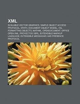 XML als Taschenbuch von