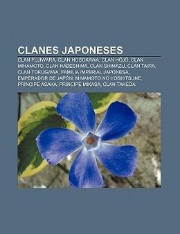 Clanes japoneses als Taschenbuch von