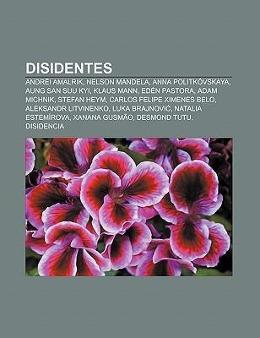 Disidentes als Taschenbuch von