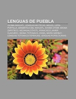 Lenguas de Puebla als Taschenbuch von