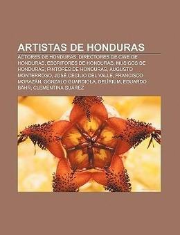 Artistas de Honduras als Taschenbuch von
