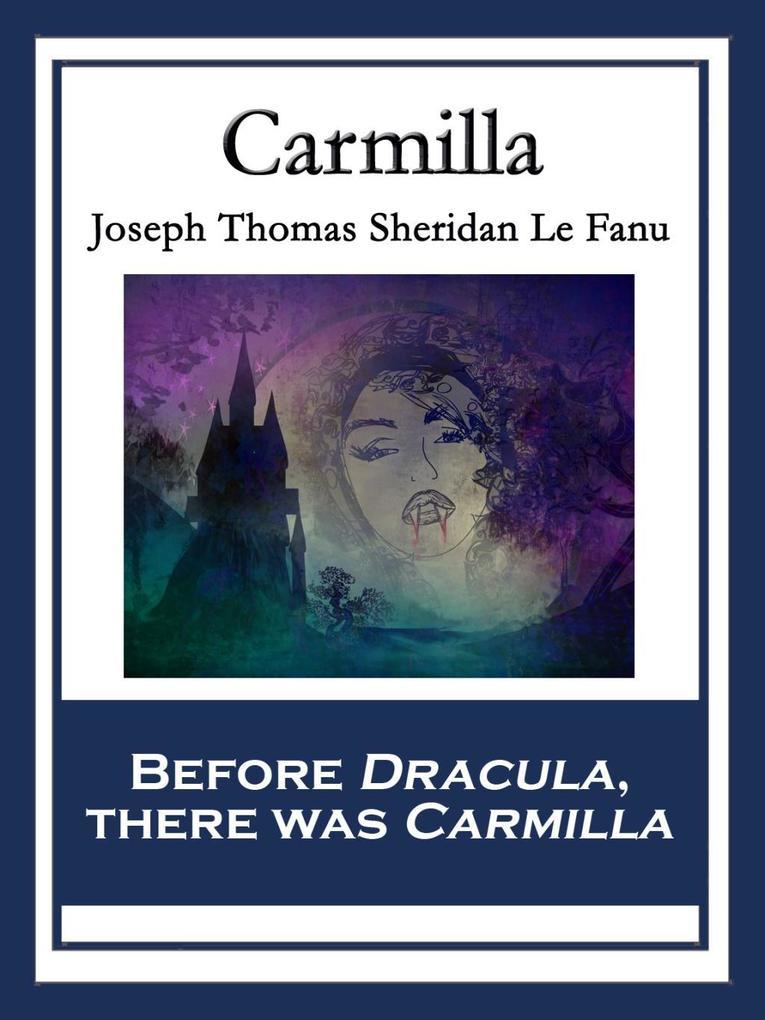 Carmilla als eBook von Joseph Thomas Sheridan Le Fanu