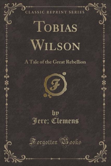 Tobias Wilson als Taschenbuch von Jere Clemens
