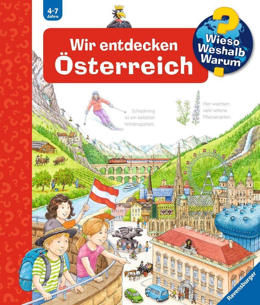 Wir entdecken Österreich als Buch von Susanne Gernhäuser