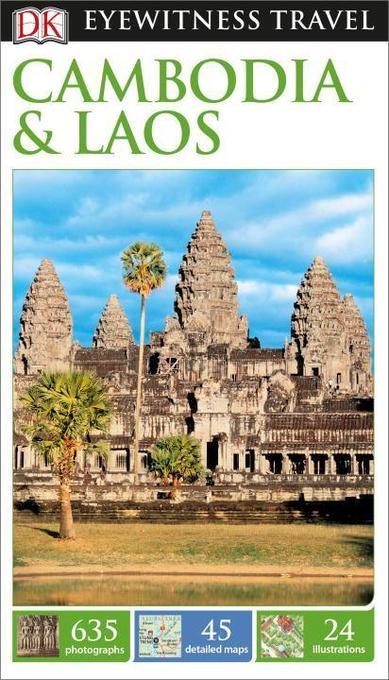 Cambodia & Laos als Taschenbuch von Dk Travel