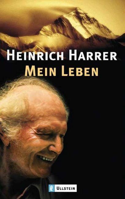 Mein Leben als Taschenbuch von Heinrich Harrer