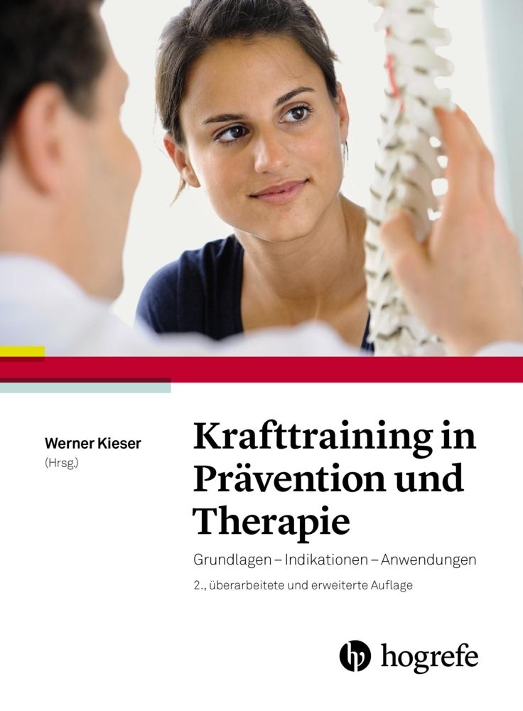 Krafttraining in Prävention und Therapie als Buch von