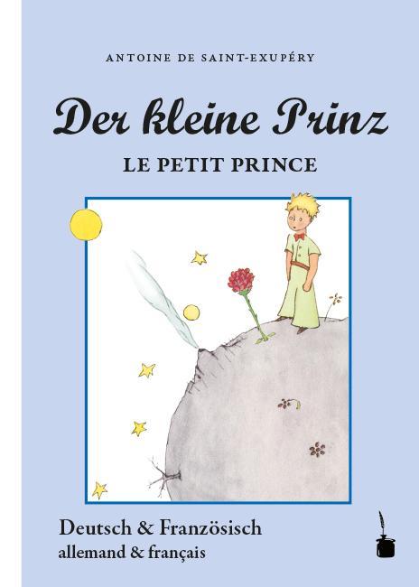 Der Kleine Prinz. Le Petit Prince als Buch von Antoine de Saint-Exupéry