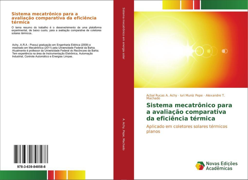 Sistema mecatrônico para a avaliação comparativ...