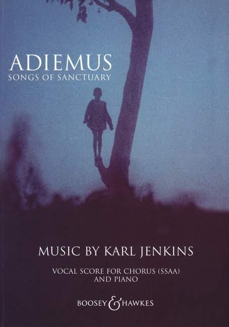 Adiemus - Song of Sanctuary als Buch von Karl Jenkins