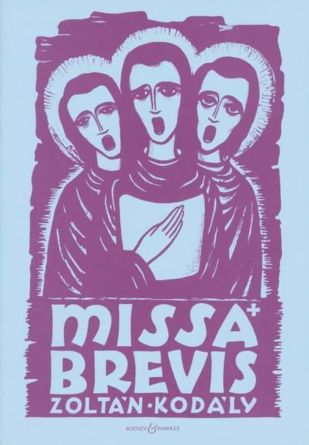 Missa Brevis als Buch von Zoltán Kodály