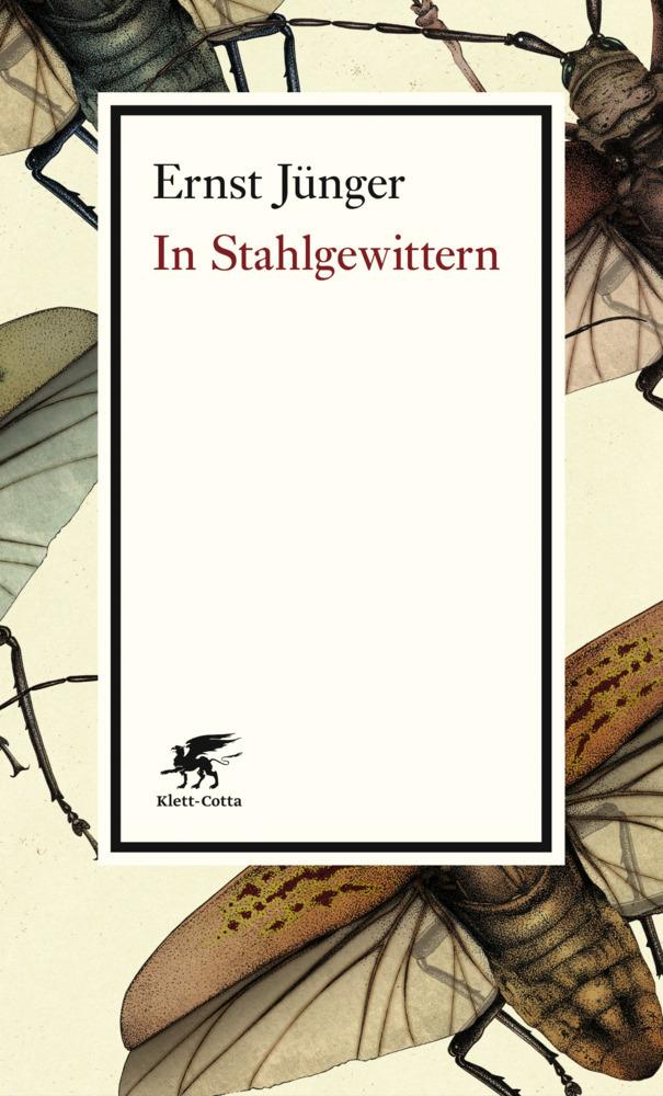 In Stahlgewittern als Buch von Ernst Jünger