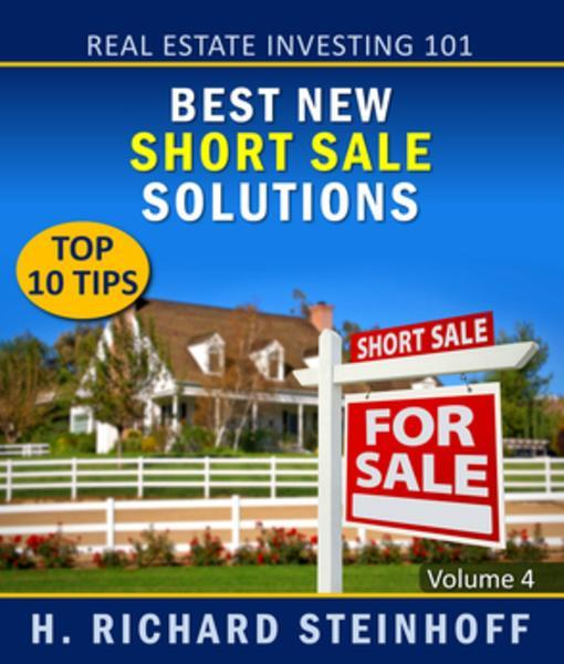 Real Estate Investing 101 als eBook von H. Richard Steinhoff