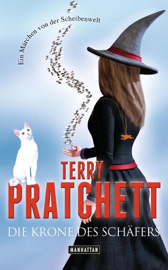 Die Krone des Schäfers als Buch von Terry Pratchett