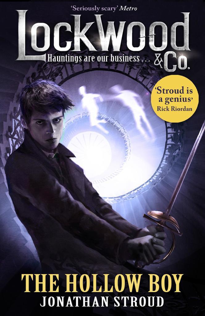 Lockwood & Co: The Hollow Boy als eBook von Jonathan Stroud