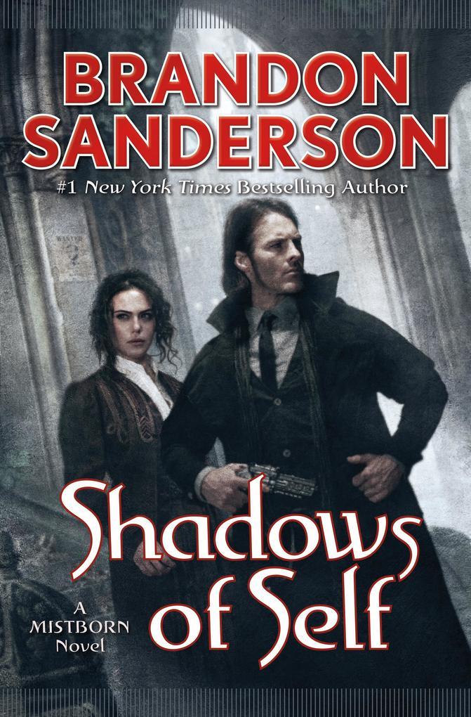 Shadows of Self als eBook von Brandon Sanderson
