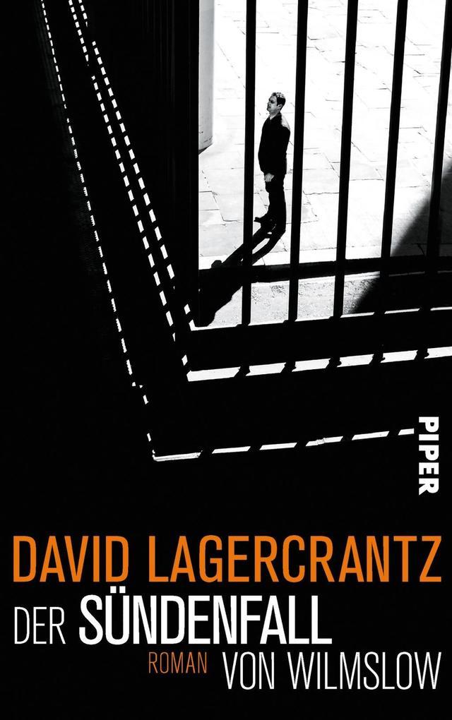 Der Sündenfall von Wilmslow als Buch von David Lagercrantz