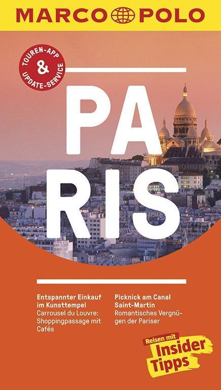 MARCO POLO Reiseführer Paris als Buch von Gerhard Bläske, Waltraud Pfister-Bläske