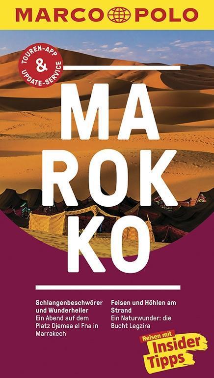 MARCO POLO Reiseführer Marokko als Buch von Muriel Brunswig-Ibrahim