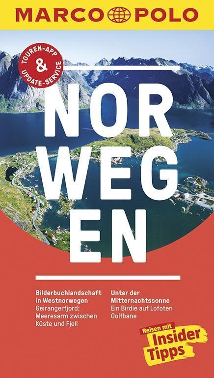 MARCO POLO Reiseführer Norwegen als Buch von Jens-Uwe Kumpch