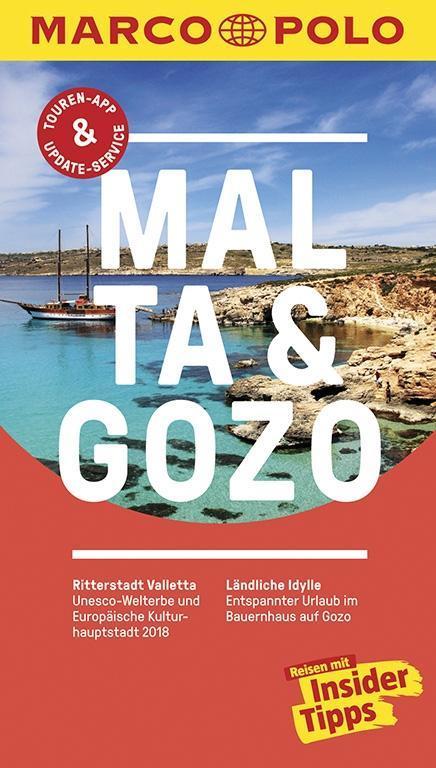 MARCO POLO Reiseführer Malta als Buch von Klaus Bötig