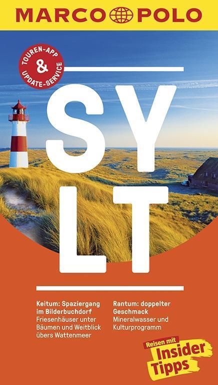MARCO POLO Reiseführer Sylt als Buch von Silke von Bremen