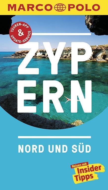 MARCO POLO Reiseführer Zypern, Nord und Süd als Buch von Klaus Bötig