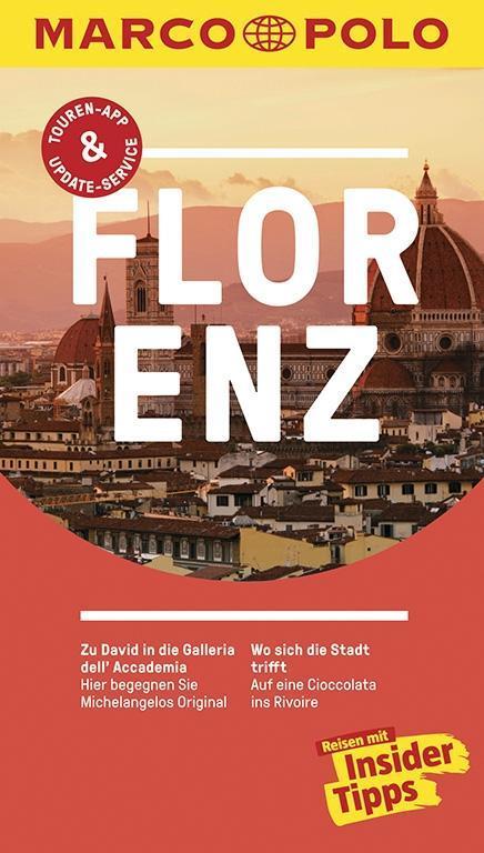 MARCO POLO Reiseführer Florenz als Buch von Caterina Romig Ciccarelli