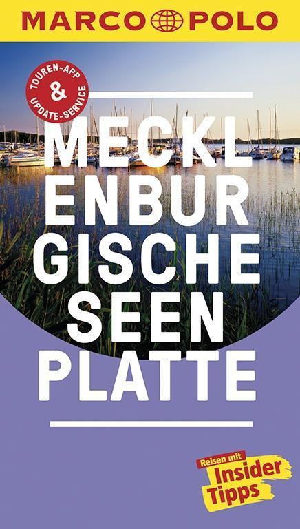 MARCO POLO Reiseführer Mecklenburgische Seenplatte als Buch von Bernd Wurlitzer, Kerstin Sucher