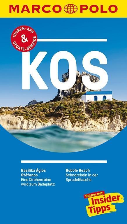 MARCO POLO Reiseführer Kos als Buch von Klaus Bötig