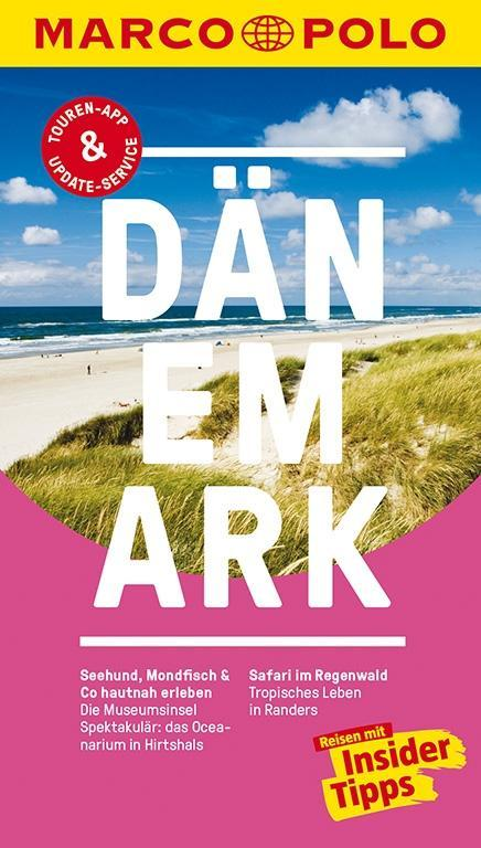 MARCO POLO Reiseführer Dänemark als Buch von Thomas Eckert, Christoph Schumann, Carina Tietz