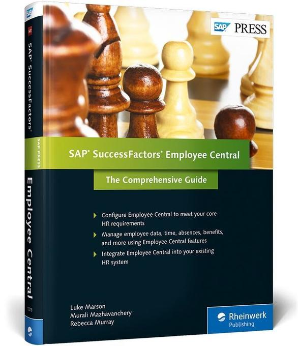 SAP SuccessFactors Employee Central als Buch vo...