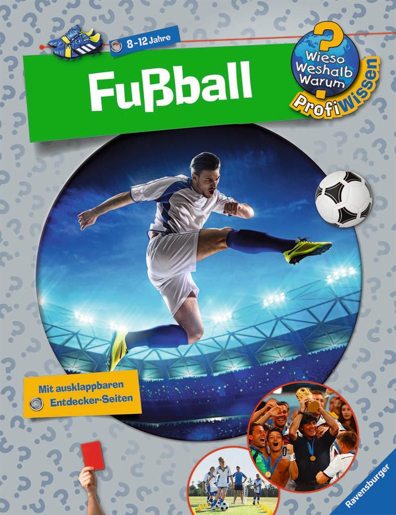Fußball als Buch von Andrea Schwendemann