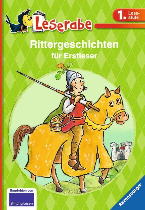 Rittergeschichten für Erstleser als Buch von Heinz Janisch, Katja Reider