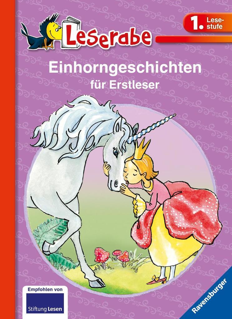 Einhorngeschichten für Erstleser als Buch von Markus Grolik, Thilo