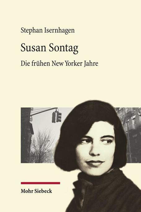 Susan Sontag als Buch von Stephan Isernhagen