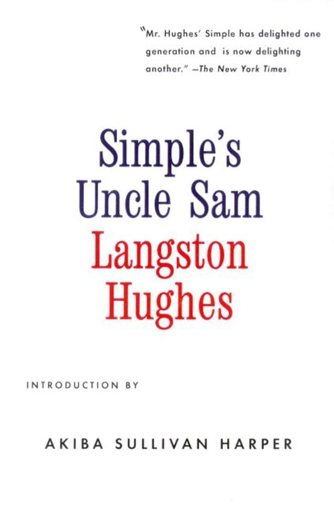 Simple´s Uncle Sam als eBook von Langston Hughes