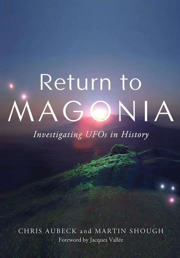 RETURN TO MAGONIA als Taschenbuch von Chris Aub...