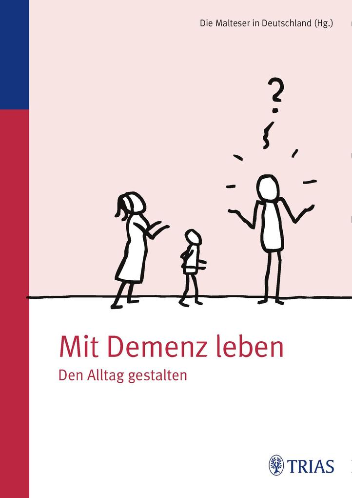 Mit Demenz leben als Buch von